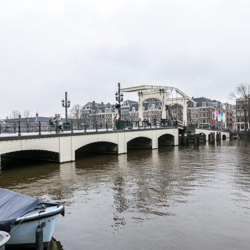 Verbouw 5 appartementen Amstel Amsterdam